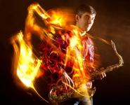 Sax-fire