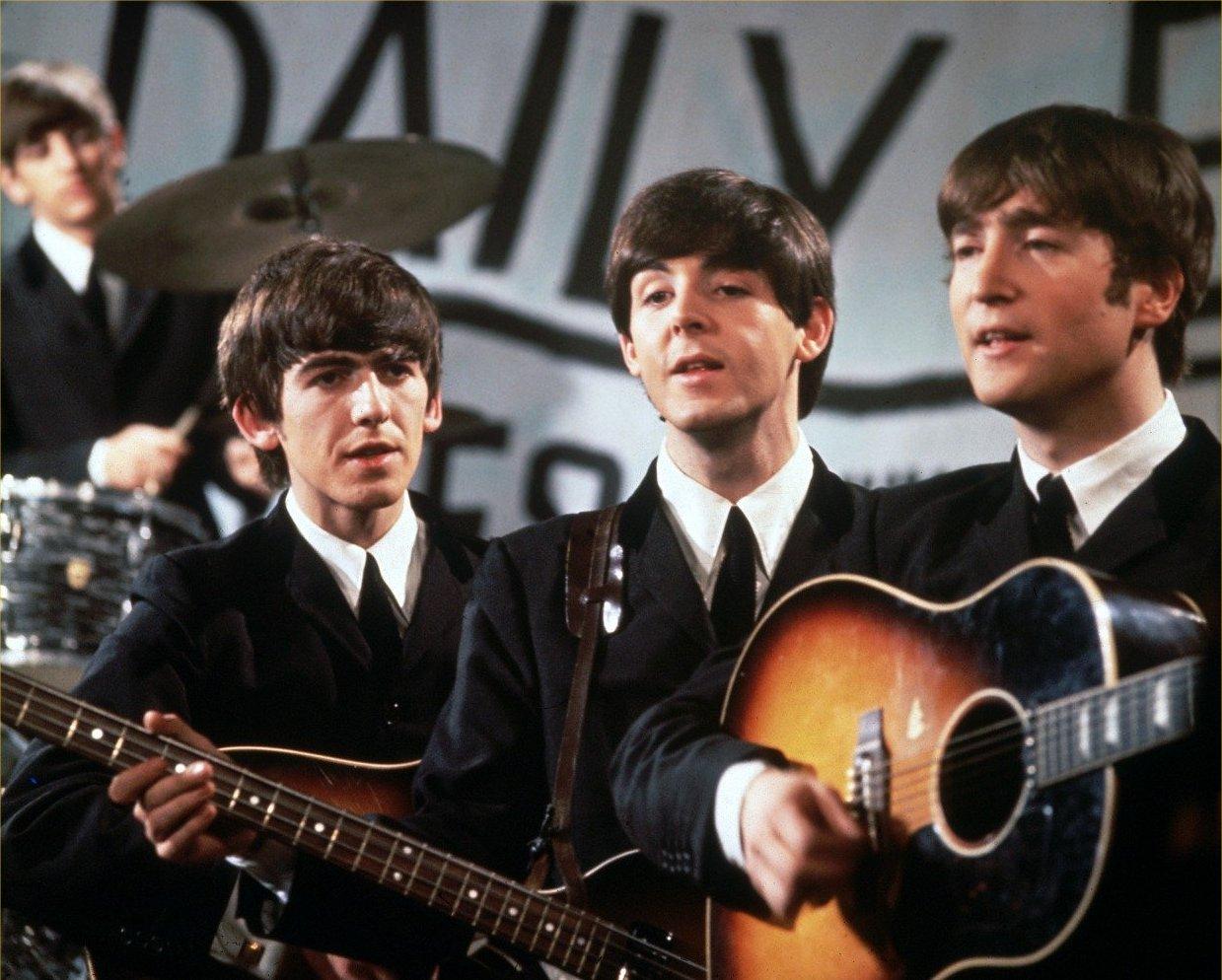 Любимая группа - Beatles